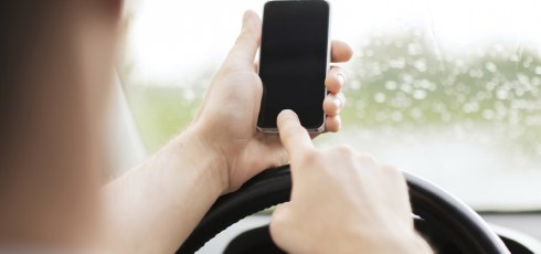Cigarette Smoking Down Amongst Teens, But Nearly Half Admit To Texting While Driving