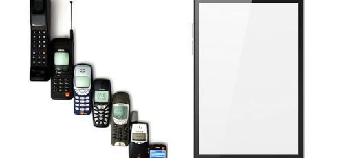 The History of Mobile Phone Technology