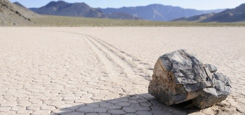"Scientists Solve The Mystery Of Death Valley's ""Sailing Stones"""