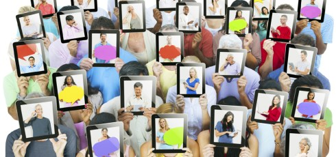 Social Media Users Exercise 'Strategic Self-Presentation' When Sharing Content