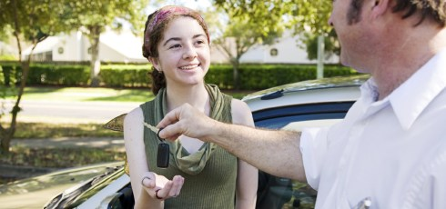 National Teen Driver Safety Week: Parents Don't Always Set The Best Example