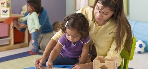 Childcare Costs Can Rival College Tuition
