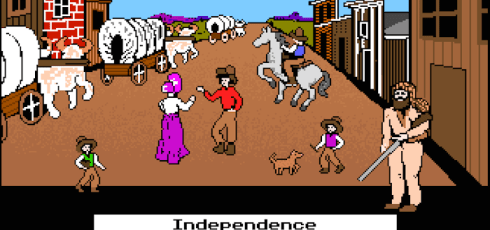 Would Stephen Hawking, Albert Einstein, Sir Isaac Newton, and Bill Nye survive the Oregon Trail? The realities of our favorite MS-DOS game