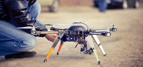 Secret Service to use White House as drone playground