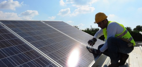How efficient are modern solar panels?