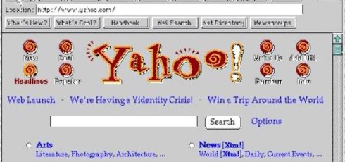 Yahoo! turns 20; we look back through the years