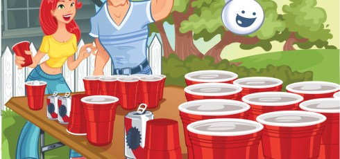 Beer pong is actually pretty gross, study says