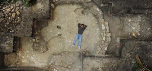 Maya 'melting pot' discovered in Guatemala