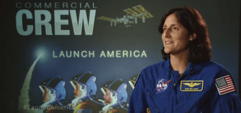 NASA announces first commercial spaceflight astronauts