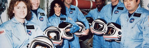Remembering the Challenger Disaster on its 33rd Anniversary