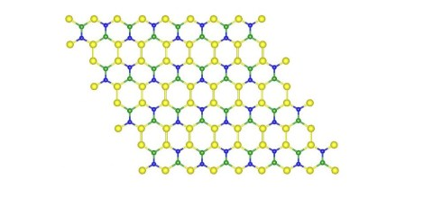 New two-dimensional material could be more useful than graphene