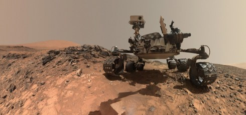 NASA discovers unexpected new mineral on Mars