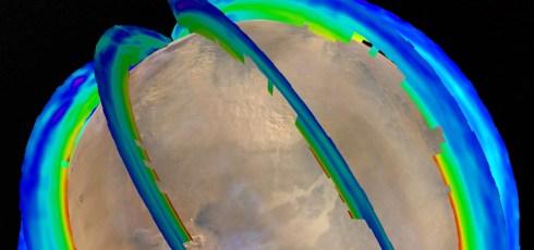 NASA's finds seasonal dust storm pattern on Mars