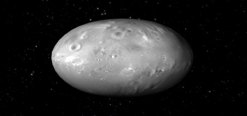 Pluto's moon Nix is covered in water ice, says NASA