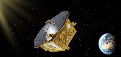 LISA Pathfinder satellite reports major gravitational wave results
