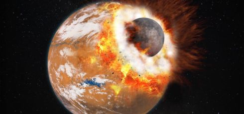 Study finally explains Mars got its moons