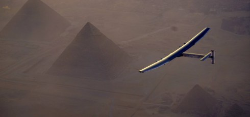 Solar Impulse begins last leg of flight around the world