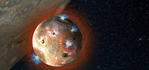 Researchers catch first-ever glimpse of Io's atmospheric collapse