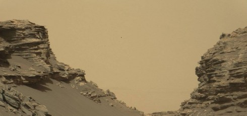 Curiosity rover finds impressive rock formations on Mars (Photos)
