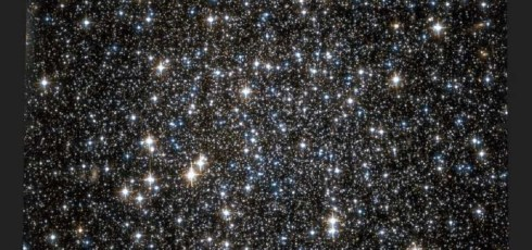 Hundreds of  'impossible' black holes found in globular cluster