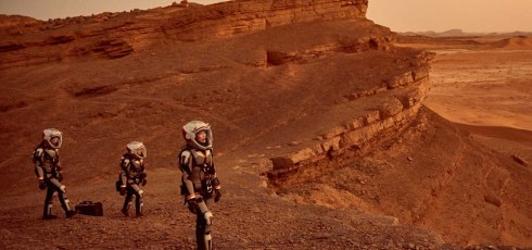 Nat Geo prepares launch of 'Mars' miniseries on Monday
