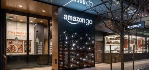 Amazon will open high-tech grocery stores with no checkout line