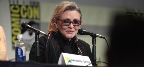 Carrie Fisher will forever be remembered as a mental health activist