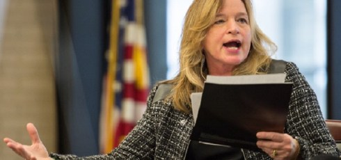 NASA's chief scientist Ellen Stofan departs agency