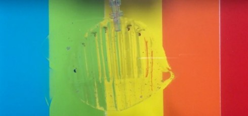 VIDEO: This gel-based robot is fast enough to catch a live fish