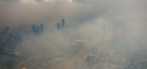 Asian smog pollutes the United States, study finds