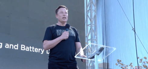 Elon Musk Announces More Efficient Battery Manufacturing Process