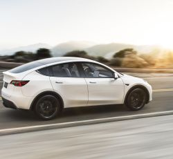 Tesla Begins Manufacturing of Model Y in China