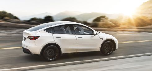 Tesla Begins Manufacturing of Model Y in China