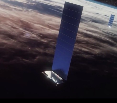 Starlink, OneWeb Satellites Come Close to Colliding