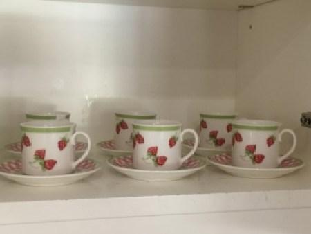 Villeroy & Boch espresso cups