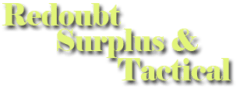 Redoubt Surplus and Tactical