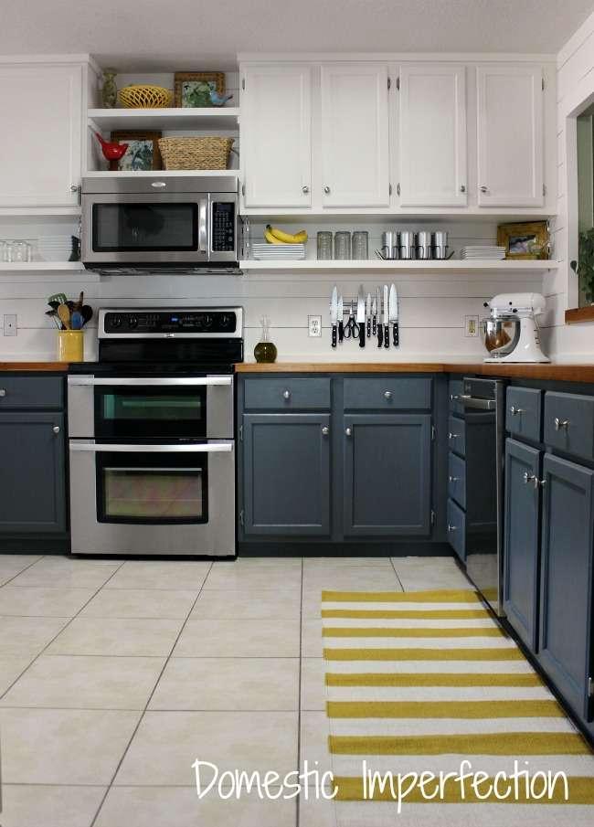 Kitchen overhaul