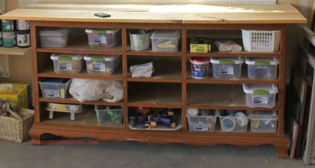Workbench in progress