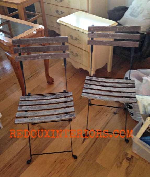 Folding Wood Chairs Redouxinteriors