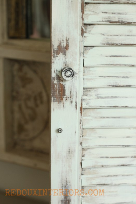 Close up shutters redouxinteriors
