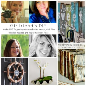 Weekend DIY Inspiration, Girlfriend's DIY week 7!