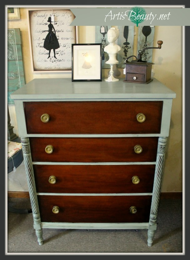 art is beauty kindl dresser