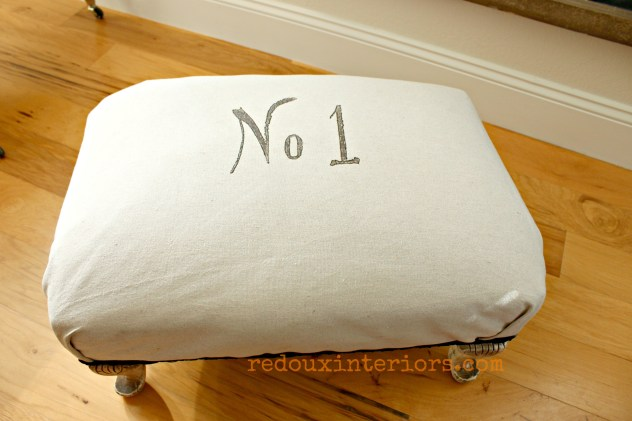 ottoman finished with no 1 graphic 2 redouxinteriors