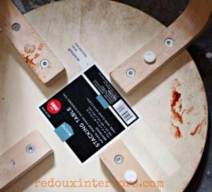 Dumpster stool gross bottom redouxinteriors