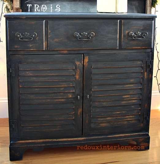 CeCe Caldwells beckley coat tv cabinet closeup redouxinteriors