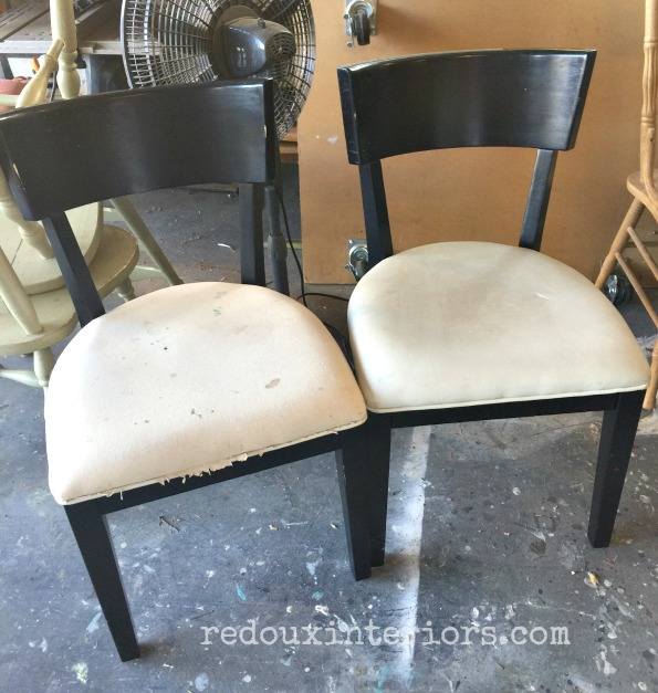 Free left behind circle chairs redouxinteriors