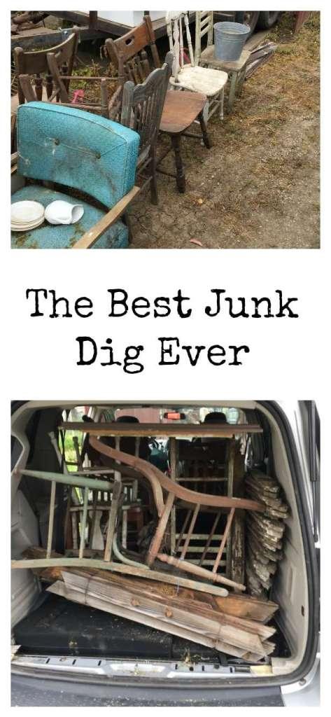 Best Junk Dig Ever