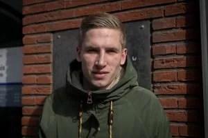 Dirk. Foto: Lucas Faijdherbe