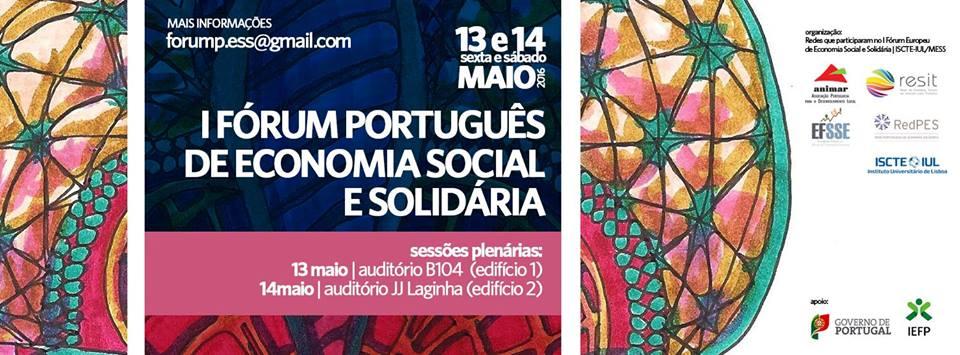 I Fórum Português de Economia Social e Solidária