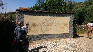 alt mural de Joaquim de Matos